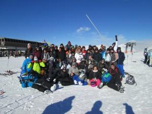 Ski Samoëns 2015